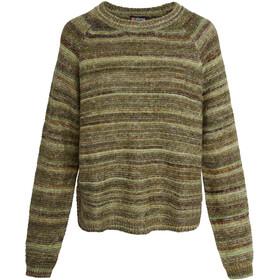 Sherpa Kohima Sweat-Shirt Femme, jeera olive